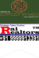 Raheja Aranya City Plots Sohna
